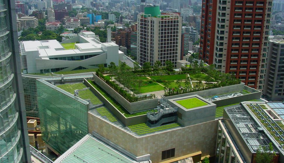 Fm Approvals Vegetative Roofs